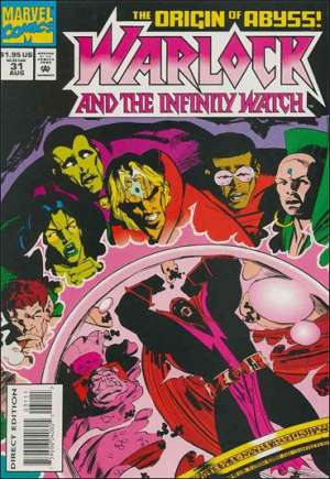 Warlock and the Infinity Watch (1992-1995)#31
