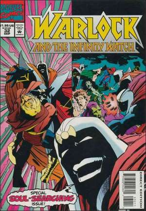 Warlock and the Infinity Watch (1992-1995)#32
