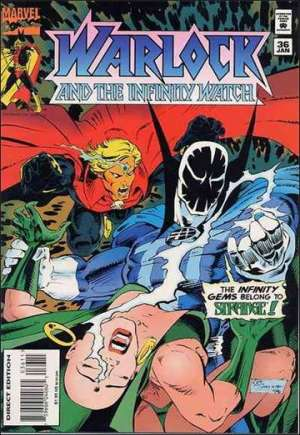 Warlock and the Infinity Watch (1992-1995)#36