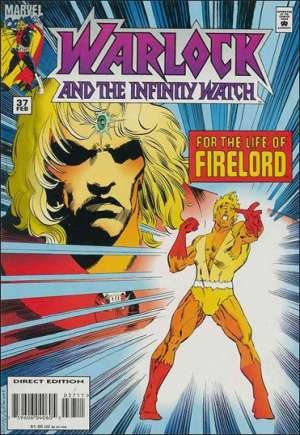 Warlock and the Infinity Watch (1992-1995)#37