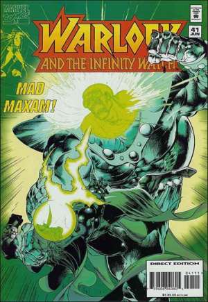 Warlock and the Infinity Watch (1992-1995)#41