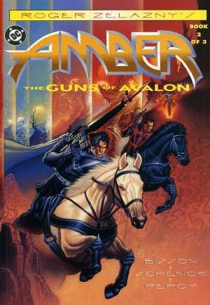 Roger Zelazny's Amber: The Guns of Avalon#2