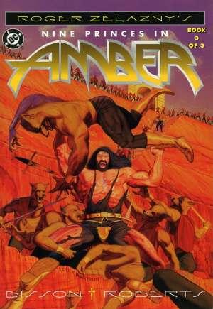 Roger Zelazny's Amber: Nine Princes In Amber#3