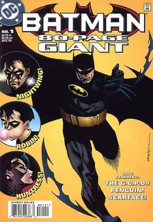 Batman 80-Page Giant (1998-2000)#1