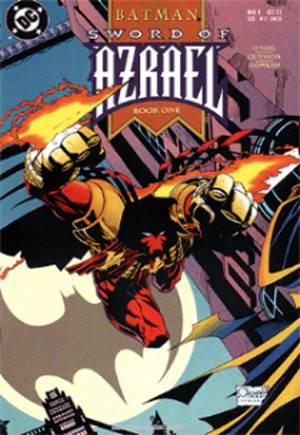 Batman: Sword of Azrael#1A