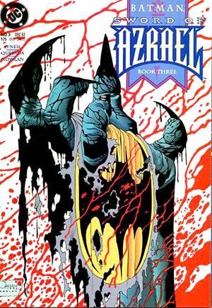 Batman: Sword of Azrael#3A