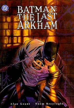 Batman: The Last Arkham#TPA