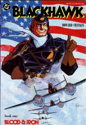 Blackhawk (1988)#1