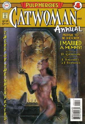 Catwoman (1993-2001)#Annual 4