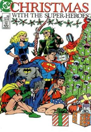 Christmas with the Super-Heroes#1B