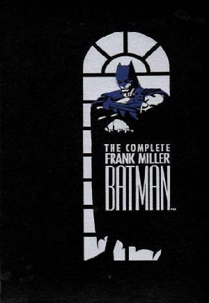 Complete Frank Miller Batman (1989)#HCA