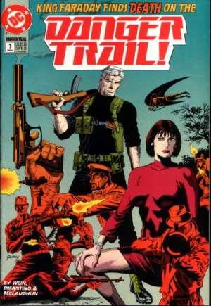 Danger Trail (1993)#1