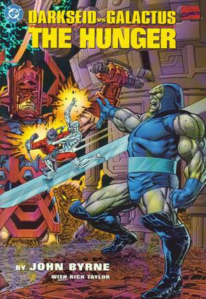 Darkseid vs. Galactus: The Hunger #One-Shot