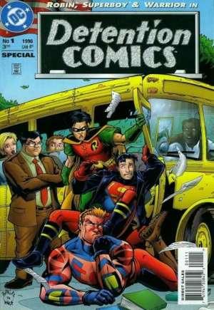 Detention Comics#1