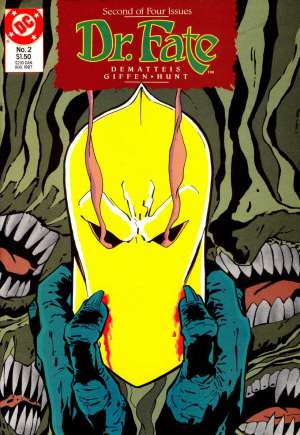 Doctor Fate (1987)#2