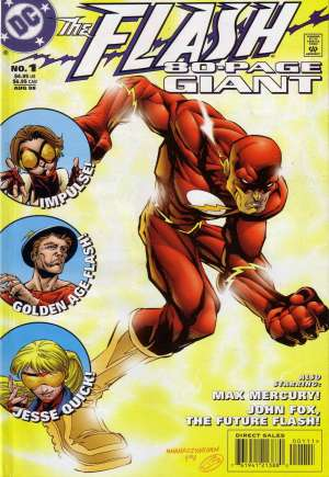 Flash 80-Page Giant (1998-1999)#1