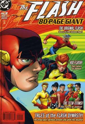 Flash 80-Page Giant (1998-1999)#2