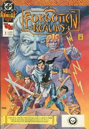 Forgotten Realms (1989-1991)#Annual 1