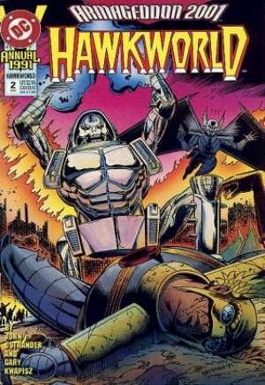 Hawkworld (1990-1993)#Annual 2A