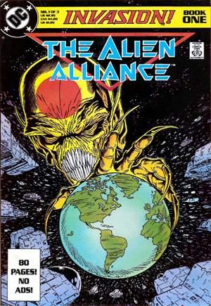 Invasion! (1989)#1B