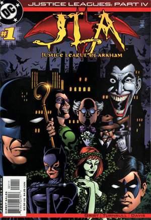 Justice Leagues Justice League of Arkham#1