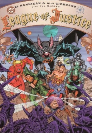 League of Justice#1
