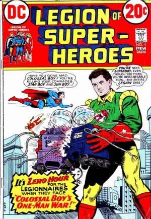 Legion of Super-Heroes (1973)#4