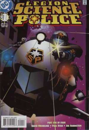 Legion Science Police#1