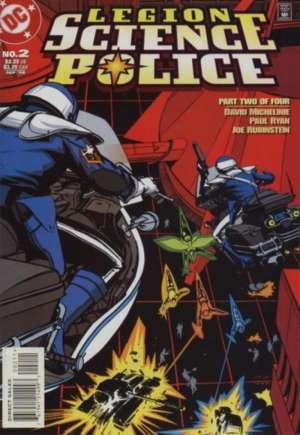 Legion Science Police#2