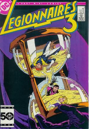 Legionnaires 3#3B