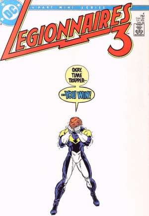 Legionnaires 3#4B