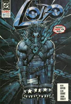 Lobo (1990-1991)#3