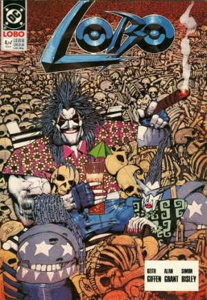Lobo (1990-1991)#4