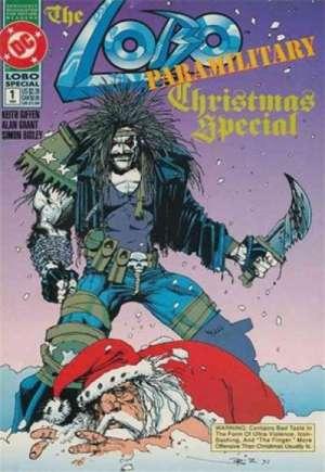 Lobo Paramilitary Christmas Special (1991)#1