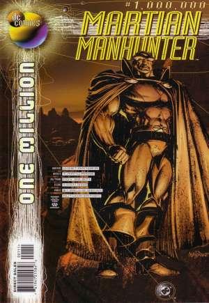 Martian Manhunter  1,000,000#1
