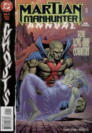 Martian Manhunter (1998-2001)#Annual 1