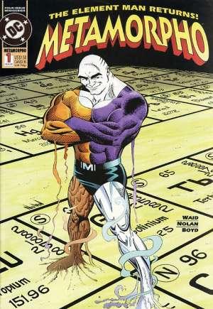 Metamorpho (1993)#1