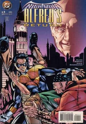 Nightwing: Alfred's Return#1B