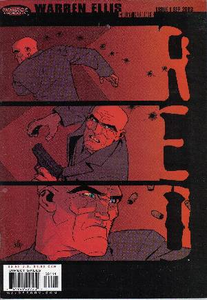 Red (2003-2004)#1