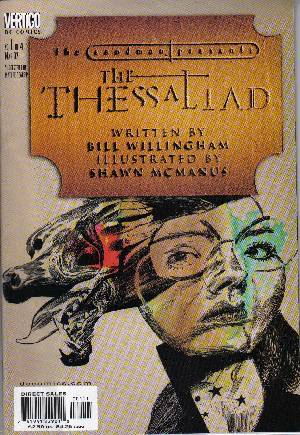 Sandman Presents The Thessaliad#1A