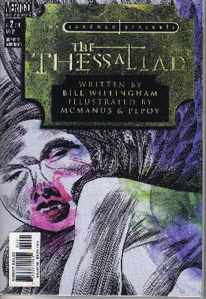 Sandman Presents The Thessaliad#2