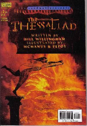 Sandman Presents The Thessaliad#3