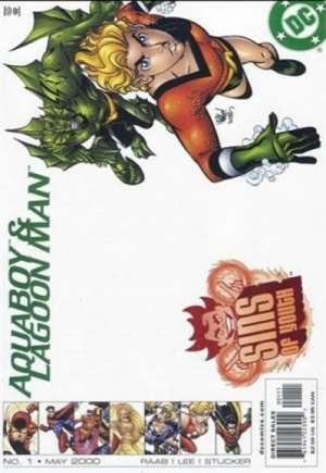 Sins of Youth: Aquaboy/Lagoon Man (2000)#1