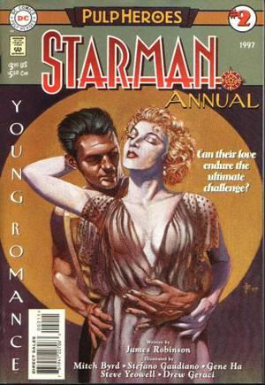 Starman (1994-2001, 2010)#Annual 2