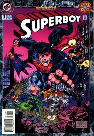 Superboy (1994-2002)#Annual 1