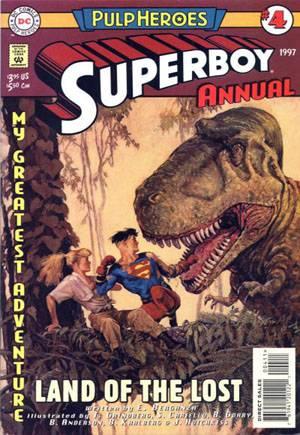 Superboy (1994-2002)#Annual 4