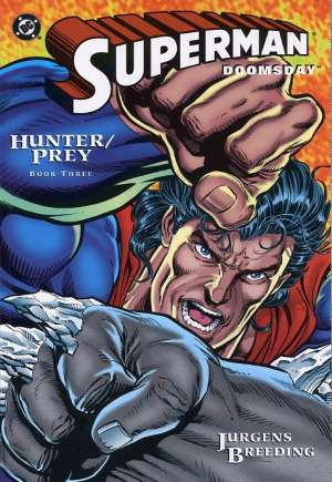 Superman/Doomsday: Hunter/Prey#3