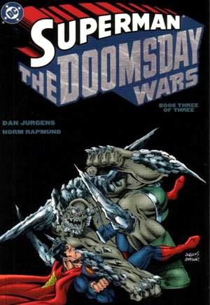 Superman: The Doomsday Wars#3