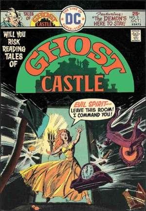 Tales of Ghost Castle#3