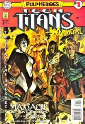 Teen Titans (1996-1998)#Annual 1
